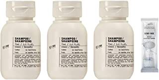 product image for Le Labo Hinoki Macadamia Shampoo – Lot of 3 – Each 2.5 Oz Bottles – Total 7.5 Oz - Travel Set and Towelette