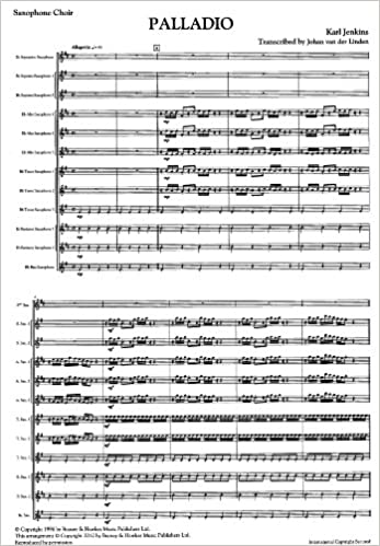 Songbooks best website for downloading free ebooks page 18 ebookstore collections palladio for saxophone choir by karl jenkins b00buplyh2 pdf epub mobi fandeluxe Gallery