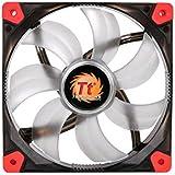 Thermaltake Luna Series LED Fans Cooling CL-F018-PL12WT-A White