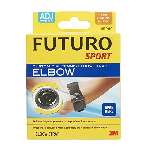 Price comparison product image Futuro Sport Custom Dial Tennis Elbow Strap