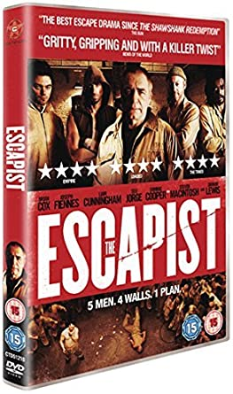 The Escapist [2008] [DVD]: Amazon co uk: Brian Cox, Joseph Fiennes