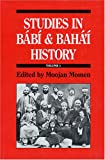 img - for Studies In Babi And Baha'i History book / textbook / text book