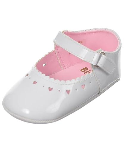 Amazon.com: Big Oshi Baby Mary Jane Zapatos De Bebé De Las ...