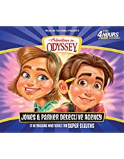 The Jones & Parker Detective Agency