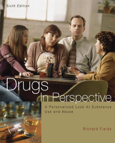 Drugs in Perspective with Online Learning Center Bind-in Card