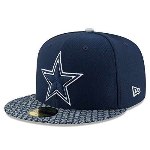 cd96b040e0989 Dallas Cowboys Fitted Hats. Dallas Cowboys New Era 2017 Sideline ...