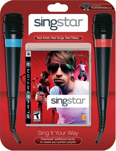 SingStar Bundle - Playstation - Singstar Playstation 2 Bundle