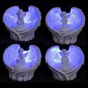 Engelchen LED Stein