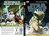 img - for Star Wars Legends Epic Collection: The Clone Wars Vol. 1 (Epic Collection: Star Wars Legends: the Clone Wars) book / textbook / text book