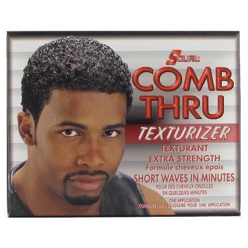 Lusters S-curl Regular Texturizer - Luster, Hair S Curl Text Super, 1 KI