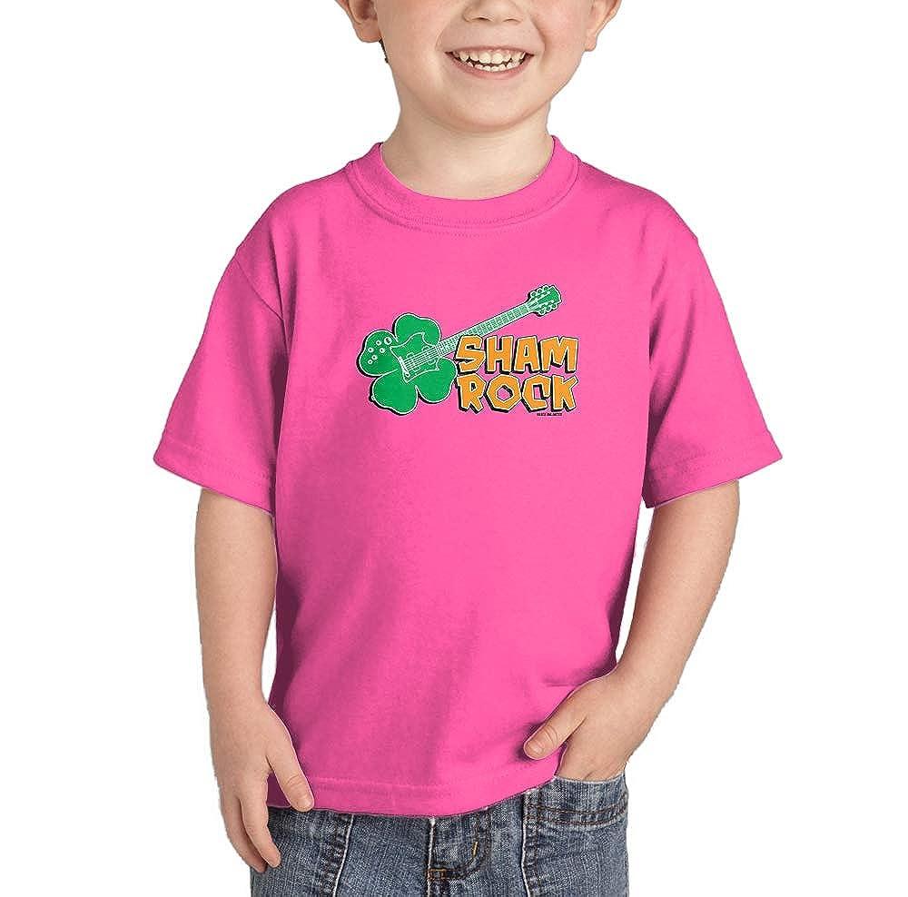 Patricks Day Infant//Toddler Cotton Jersey T-Shirt Sham Rock Shamrock St