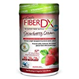 Barn Dad Nutrition Fiber-DX Cream Supplement, Natural Strawberry, 620 Gram For Sale