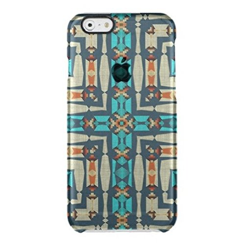 Native American Indian Tribal Mosaic Pattern Uncommon iphone 6s plus Case