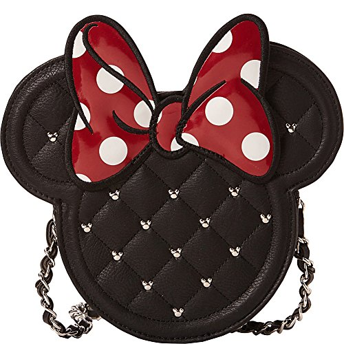 Black Cut Crossbody Mouse Red Die Minnie Loungefly nqxSO8w