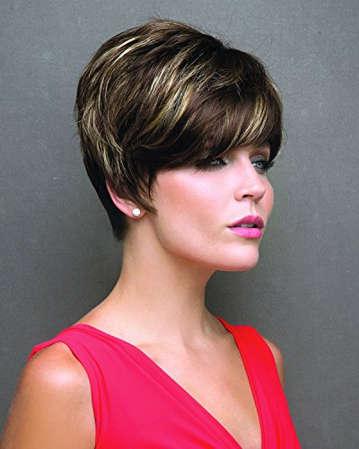 Jax Pm Monofilament Synthetic Wig By Noriko Marble - Outlets Jax