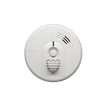 Safelincs kekf30 KF30 Kidde Firex Alarma, Color Blanco: Amazon.es: Bricolaje y herramientas