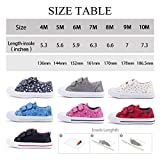 KomForme Toddler Sneakers for Boys and Girls