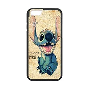 """Cute Ohana means family Hard Plastic phone Case Cover For Apple Iphone 6,4.7"""" screen Cases FANS344203"""