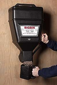Pet Supplies Kane Bbd Big Bin 40lb Large Wall Mounted