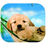 Fellowes Basic Mouse Pad - Puppy In Hammock Multi