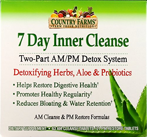 Country Farms Inner Cleanse Ounce
