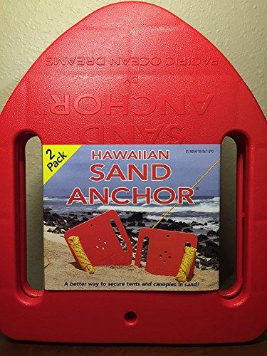 Hawaiian Sand Anchor