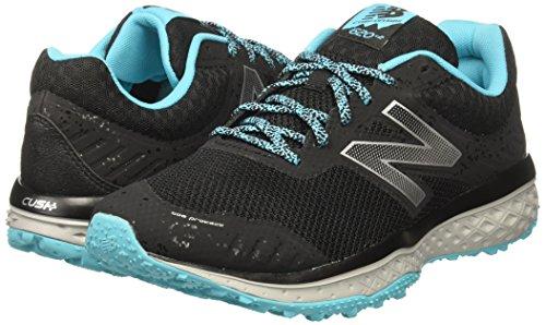 New Noir Fitness Ozone 620 Femmes Balance Chaussures De Pour Blue Vivid 1rwOW0rFq