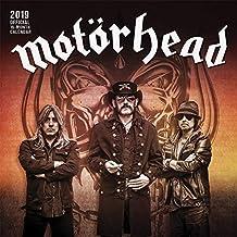 Motorhead 2019 Calendar