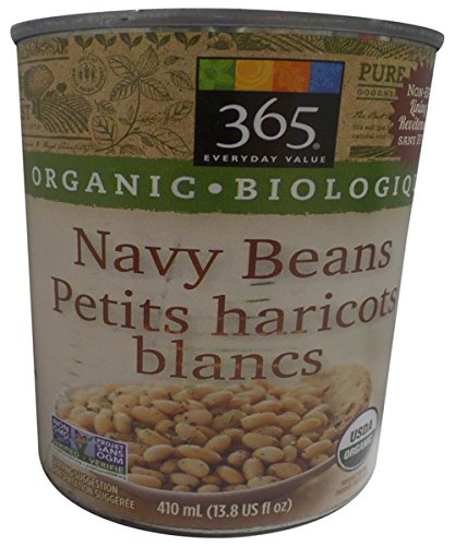 (365 Everyday Value, Organic Navy Beans, 15 oz)