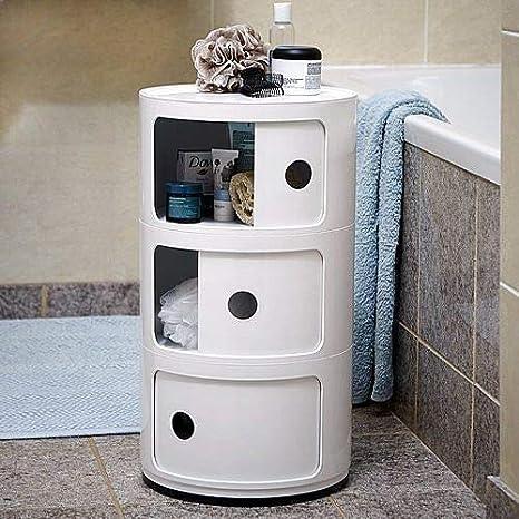 Costello 3 Brett Badezimmer Aufbewahrung Schlafzimmer Schrank Schublade Flur 3 Brett Alle Weiss Amazon De Kuche Haushalt