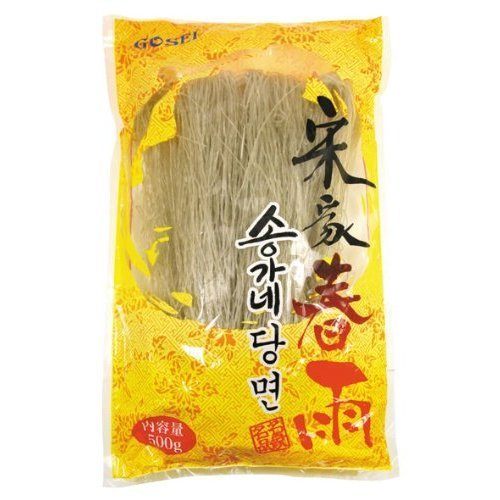 Song house vermicelli 500g Korea food cold noodle / vermicelli / ramen Soka by Soka