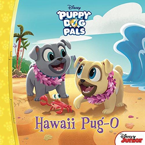 Puppy Dog Pals:  Hawaii Pug-O