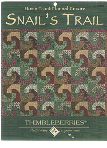 Snail's Trail (Home Front Flannel Encore, LJ 92284)