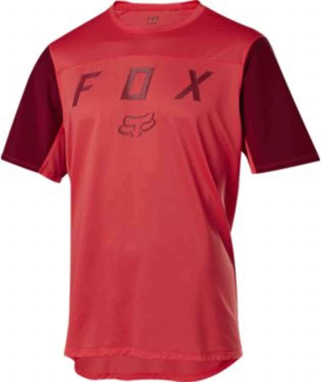 Fox Jersey Flexair Moth Grey Vintage S