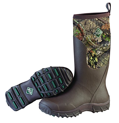 Muck Boot Company Woody Sport Cool Ii Hunting Boots, Camo...
