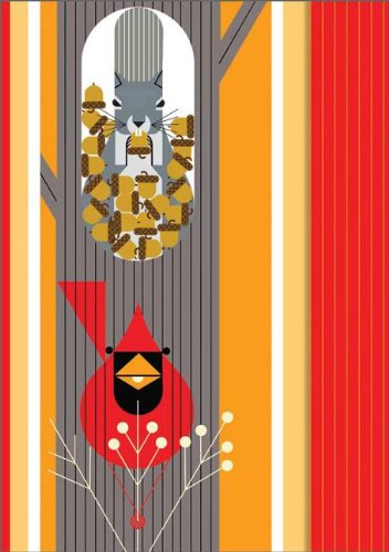 Books : Journal-Charley Harper October