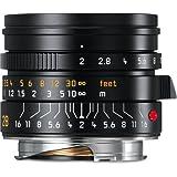 Leica Summicron M 28mm f/2.0 ASPH Lens
