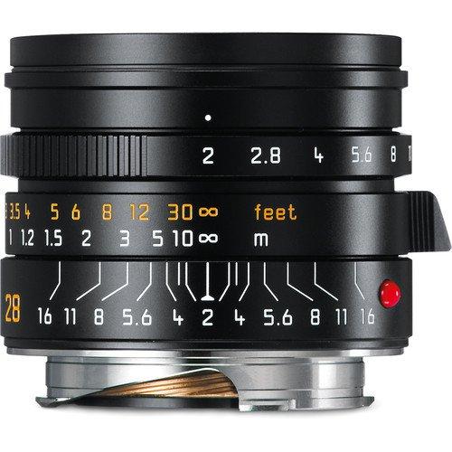 Leica Summicron M 28mm f/2.0 ASPH Lens by Leica