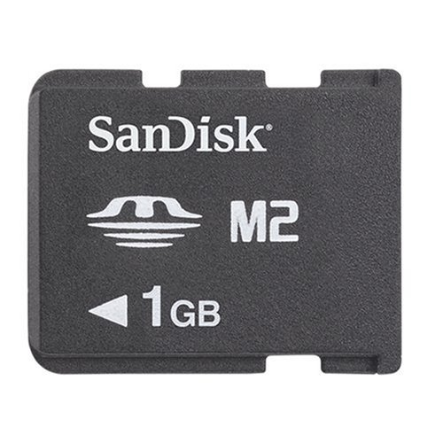 SDMSPD1024A10 - SanDisk Flash memory card - 1 GB - Memory Stick PRO ()