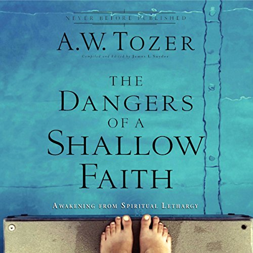 The Dangers of a Shallow Faith: Awakening from Spiritual Lethargy