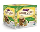 Crunchmaster Multi-Grain 5-Seed Crackers Gluten Free 20 oz