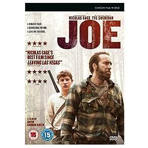 Joe (DVD) 2014