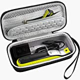 Case Compatible for Philips Norelco OneBlade Face + Body, Hybrid Electric Trimmer and Shaver QP2630/70 QP2520/70 QP2520/90
