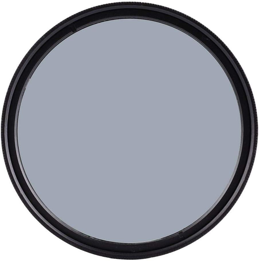 72mm Serounder Ultra Slim Optical Glass Multiple Coated Neutral Density ND2 ND Lens Filter for DSLR Cameras