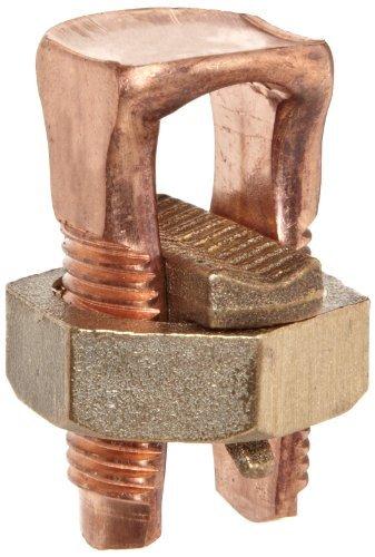 Split Bolt Connectors For Copper Conductors 2/0 (Pkg of 2)