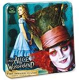 Cardinal Games Alice In Wonderland Board Game In Tin