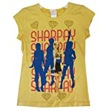 "Disney Big Girls Yellow High School Musical ""Sharpay"" Print T-Shirt 7-16"