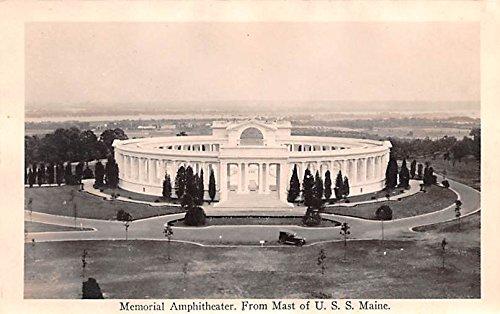 Memorial Amphitheater Arlington, Virginia postcard ()