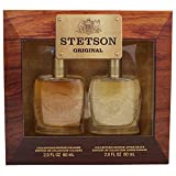 Coty Stetson gift set (cologne & aftershave) for men, 2 Fl. Oz, 2 Piece
