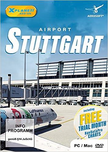 XPlane 11 AddOn Airport Stuttg Stuttgart XP11: Amazon co uk